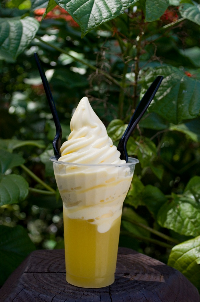 Dole Whip Outside DisneyWorld