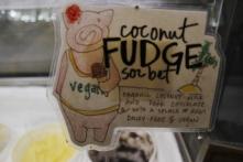 Ample Hills Creamery Coconut Fudge Sorbet