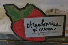 Ample Hills Creamery Strawberries n' cream