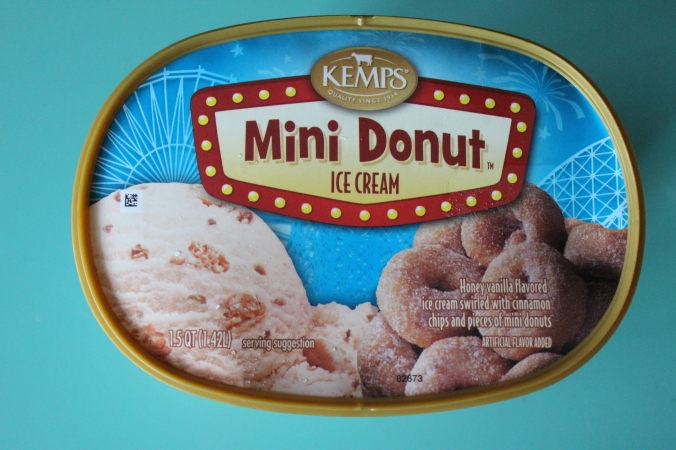 Kemps Donut Ice Cream