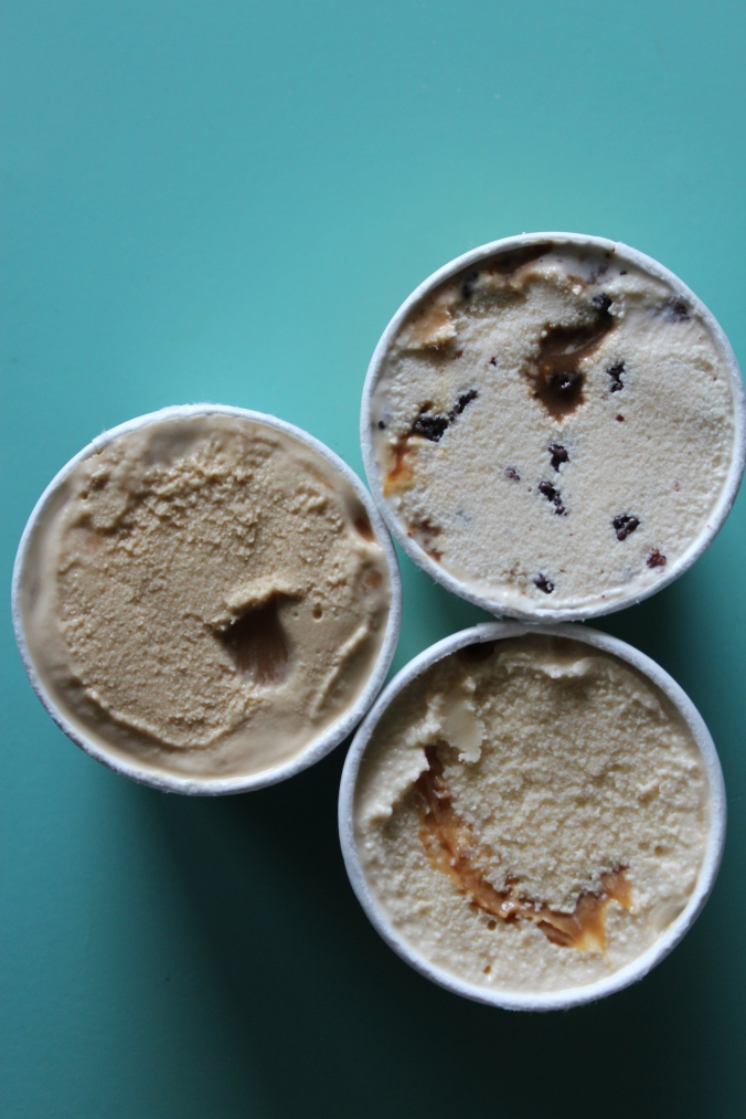Haagen-Daz Caramel Ice Creams