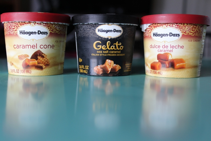Haagen-Daz Ice Cream